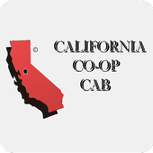 California Co-op Cab Driver icon