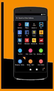 New Tips uc browser Mini fast &  guide image apk screenshot