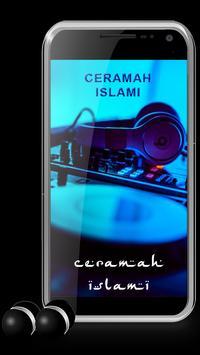 Ceramah Islami Best MP3 poster