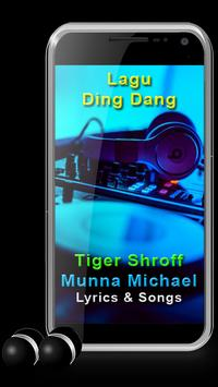 Lagu Ding Dang poster