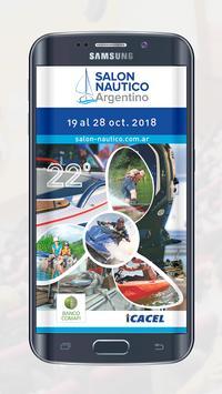 22 Salon Nautico Argentino poster