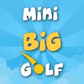 Mini Big Golf: Endless 3D Fun icon