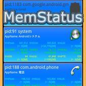 Mem Status icon