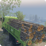 Truck Driver Hill Climb Simulation