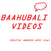 Baahubali Videos icon