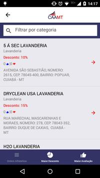 OAB CAA Mato Grosso apk screenshot