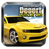 Offroad Desert Muscle Car icon