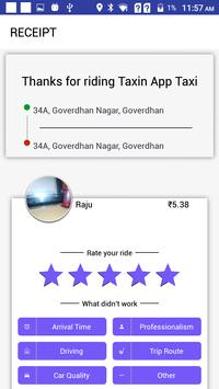 Taxinapp screenshot 4