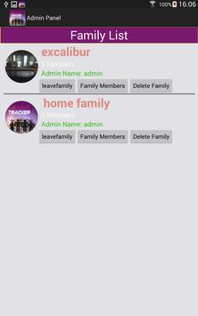Family Finder in Real Time apk screenshot