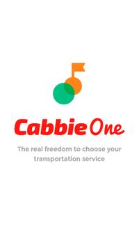 CabbieOne Driver poster