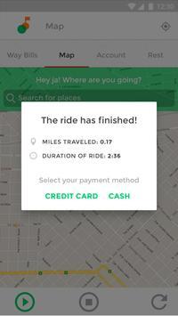 CabbieOne Driver screenshot 3