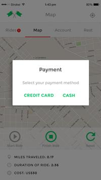 CabbieOne Driver apk screenshot