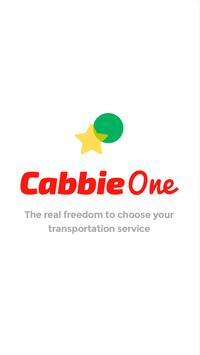 CabbieOne Passenger poster