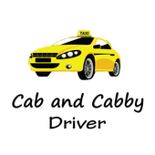 Cab & Cabby Driver icon