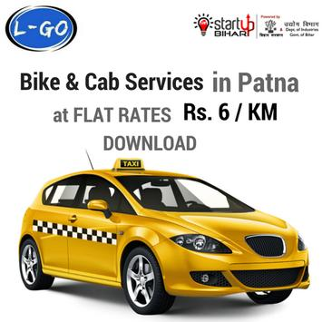 LGO-Cabs poster