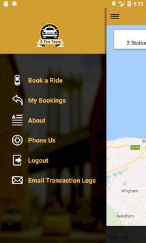 5Ten Taxis screenshot 3