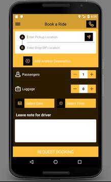 5Ten Taxis screenshot 2