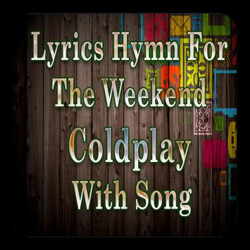 Lyrics Hymn For The Weekend Coldplay With Song screenshot 1