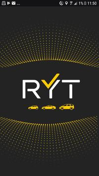 RYT Cabs poster