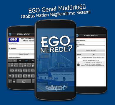 EGO Otobüs Nerede screenshot 1