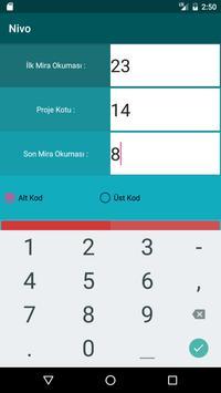 Nivo screenshot 1