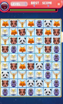 Animal Match 3 apk screenshot