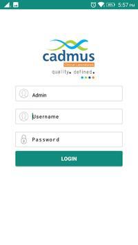 CadmusPro poster