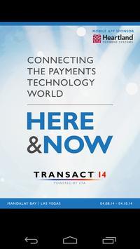 TRANSACT 14 poster
