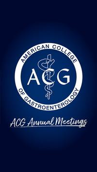 ACG Annual poster