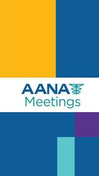 AANA Meetings poster