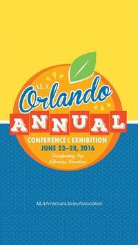 2016 ALA Annual Conference poster