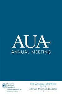 AUA Annual Meeting Apps poster