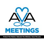AVA Meetings icon