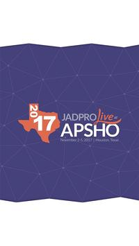 JADPRO Live at APSHO 2017 poster