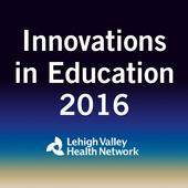 LVHN Innovations in Education icon