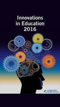LVHN Innovations in Education poster