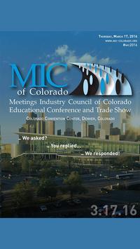 MIC of Colorado poster