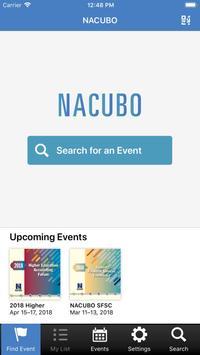 NACUBO poster