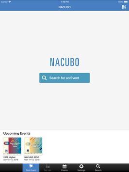 NACUBO screenshot 4
