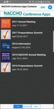 NACCHO Conference Apps apk screenshot