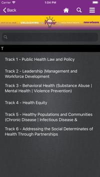 NACCHO Conference Apps screenshot 3