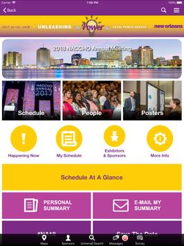 NACCHO Conference Apps screenshot 6