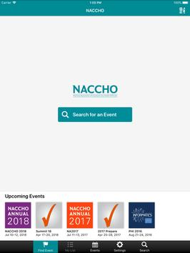 NACCHO Conference Apps screenshot 8
