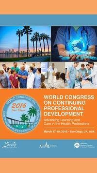 World Congress on CPD 2016 poster