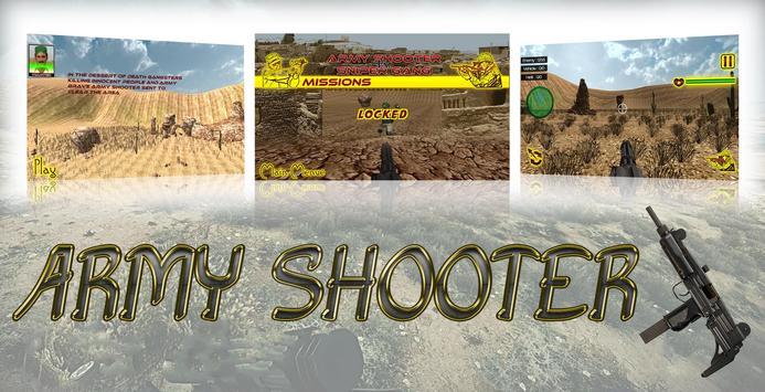 Army Shooter Vs Sniper Gangs apk screenshot
