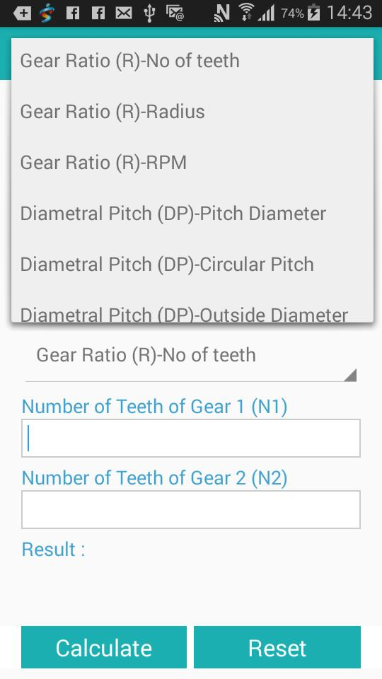 Gear Design Calculator For Android APK Download