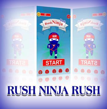 Rush Ninja Rush apk screenshot