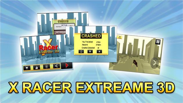 X Racer Extreme 3D apk screenshot