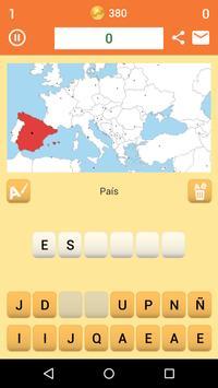 Trivia Quiz Europe Countries screenshot 7