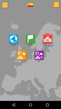 Trivia Quiz Europe Countries screenshot 8